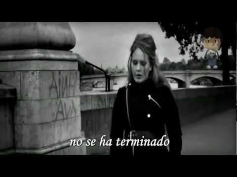 Adele - Someone Like You Subtitulado Al EspaÑol (official Music Video) video