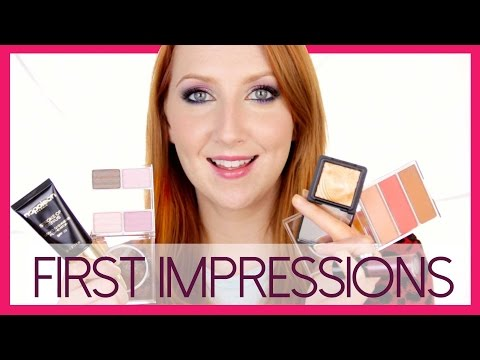 First Impressions Tutorial ft. KIKO, Mary Kay & Napoleon Perdis
