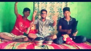 Dhamrai boys funny song..by ki gabi re tui