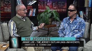 RVN TALK TV |  THE ADVOCATE W/DAN CIRUCCI | JIMMIE LEE-THE JERSEY OUTLAW