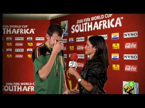SLQH: La reconstrucción del beso de Iker Casillas a Sara Carbonero