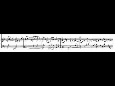 Бах Иоганн Себастьян - Bwv 1080 - Contrapunctus I