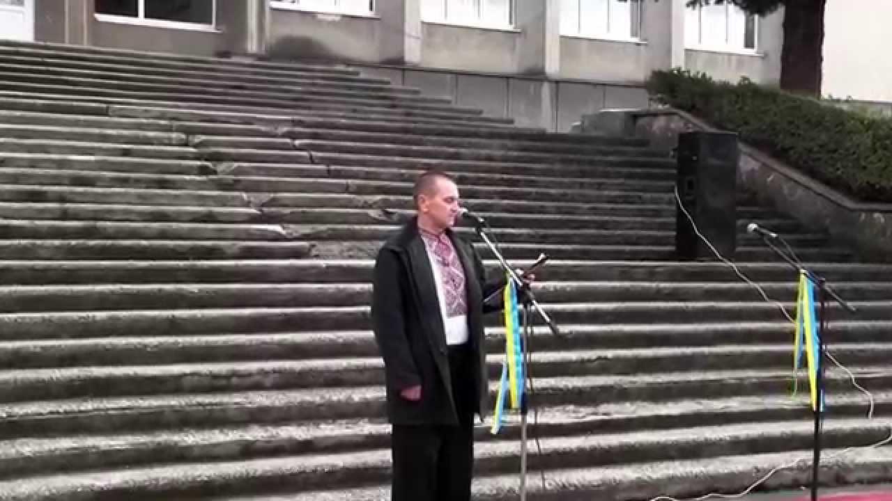 У Калуші виступили проти терору: Я Волноваха, Я Донецьк, Я Charlie. ФОТО+ВІДЕО