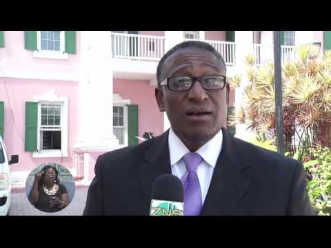 MIN  OF MARINE RESOURCES ON R.B.D.F ATTACK