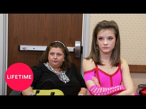Dance Moms: Brooke's Costume Is Too Ugly (Season 1 Flashback) | Lifetime