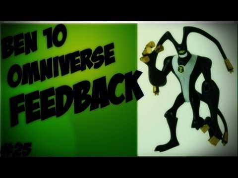 Review do Boneco Feedback-Ben 10 Omniverse