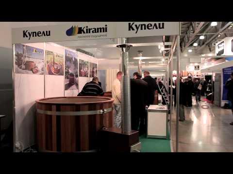 Финские камины Tulikivi и купели Kirami