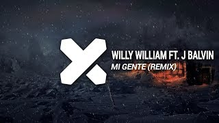 Willy William ft. J Balvin - Mi Gente (ASH Reflip)