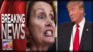 BREAKING: Seconds Before Pelosi's BIG Oversea Trip, Trump CANCELS it with the Stroke of His Pen!