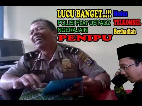 NGAKAK BANGET..!!! penipu dikerjain POLISI Feat Ustadz [TERBARU] Jogja 22 07 2016