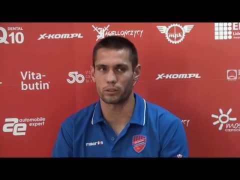 Konferencja prasowa 16.10. // Raków News TV