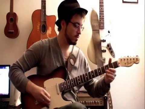 Back In Black (ACDC) - Tuto Guitare