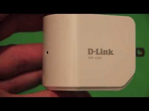 D-Link DAP-1320 Wireless Range Extender Review, Hands On With The N300