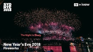 New Year's Eve 2018 - Fireworks