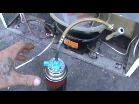 Как отремонтировать морозильную камеру