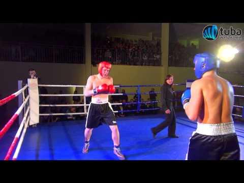 Gala Sztuk Walki Pro Am First Blood Wyszków - Daniel Bralewski vs. Kamil Cywiński