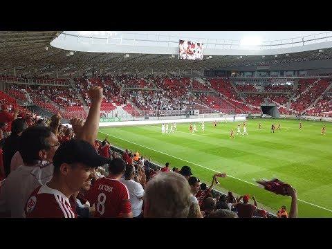 DVSC - Kisvárda 4-1 | Szatmári Csaba, Varga Kevin és Pávkovics Bence góljai | 2019.08.11.