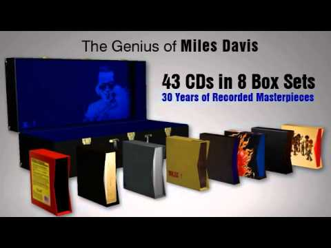 Genius of Miles Davis CG promotion