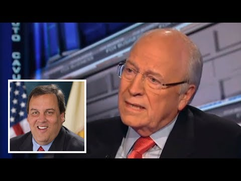 Dick Cheney: Chris Christie Is No Dick Cheney