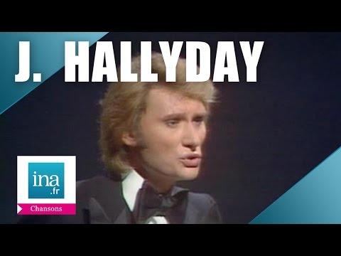 Johnny Hallyday La mort dOphélie  Archive INA