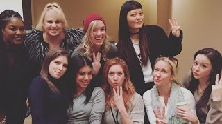 Pitch Perfect Cast REUNITES At First Table Read For