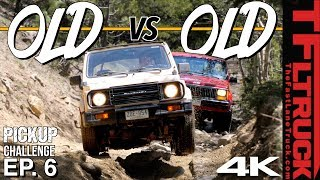Old vs Old: Did Off-Roading in the Eighties Suck? | Cheap Jeep Challenge S2 Ep.6