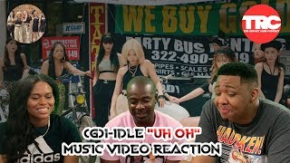 """(G)I-DLE """"Uh Oh"""" Music Video Reaction"""
