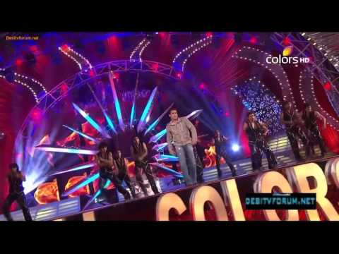 Salman Khan Dance Performance On Mera...