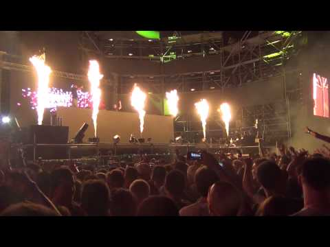 EMF 2014 - Sander Van Doorn - hey brother remix