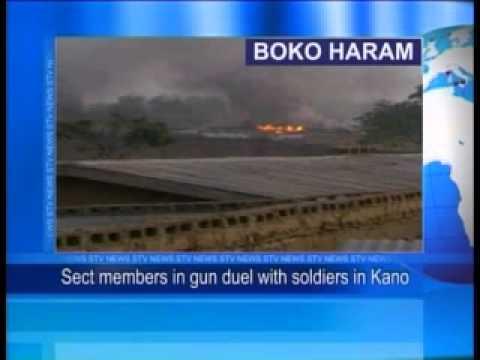 Boko haram strikes Kano state again