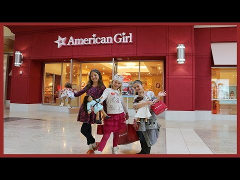 BG Travel: American Girl Birthday Bistro Visit with Baby Gizmo