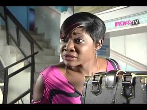 Mercy Johnson Meets Her Internet Lover In  White Hunters