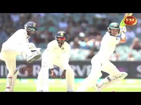 India vs Australia 2nd Test 2018 highlight 14 December _ Aus innings vs Ind 2nd - tik tok cricket ne