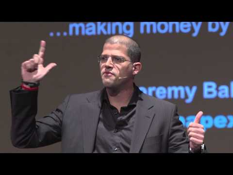 The noble cause: Jeremy Balkin at TEDxColumbiaEngineeringSchool