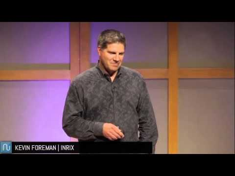 Big Data, Small Screen: Location-Based Services 2.0 - with Kevin Foreman of INRIX