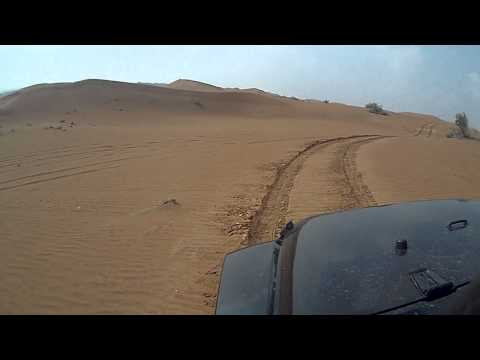 Desert Safari with Midland XTC 200