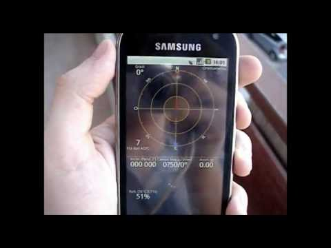 Omnia 2 Android - GPS Fix