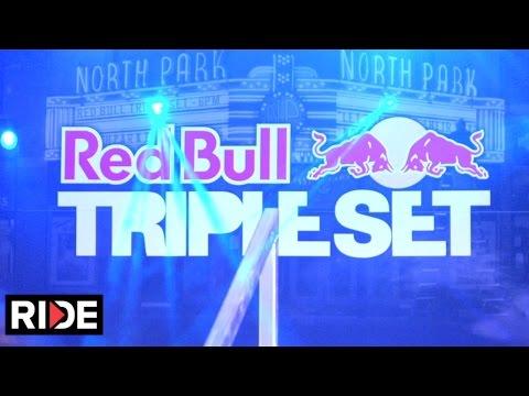Red Bull Triple Set 2014
