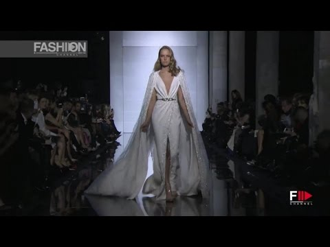 Collection Zuhair Murad Printemps/Eté 2015 Haute Couture Paris