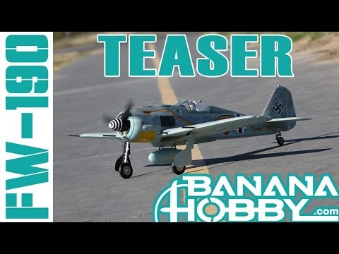 FW-190 FMS   Teaser   Warbird & Military