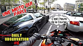 Une Moto Qui Parle - Daily Observation #6