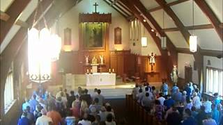 O Sacrament Most Holy (choir) 061012AD_xvid.avi
