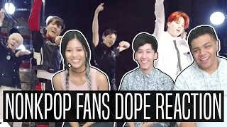 Download Lagu NON-KPOP FANS REACT TO BTS DOPE (PART 1) Gratis STAFABAND