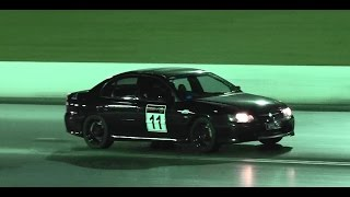 STELTH VY SS YWIN TURBO COMMODORE C&V PERFORMANCE 10.22 @ 150 MPH 12.11.2014