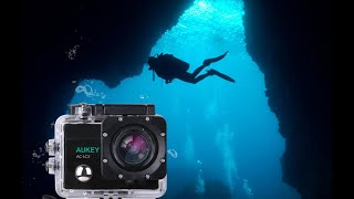 Aukey's new $90 4K action cam is way better than the old model, and it's only $54 today