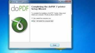 การแปลงไฟล์เป็น pdf