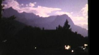 8MM Home movies. France & Germany