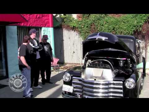 Danny Trejo & his 1952 Chevy Pickup on CarCast With Adam Carolla
