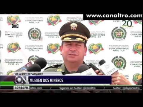 Mueren dos mineros en El Zulia