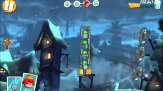 Angry birds игра прохождение 35 ый уровень